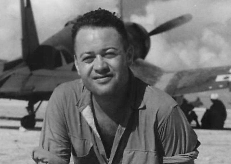 "Colonel Gregory ""Pappy"" Boyington"