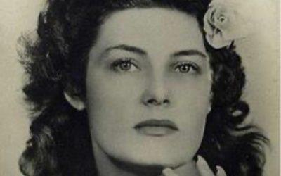 "The ""Hungarian Marlene Dietrich"""