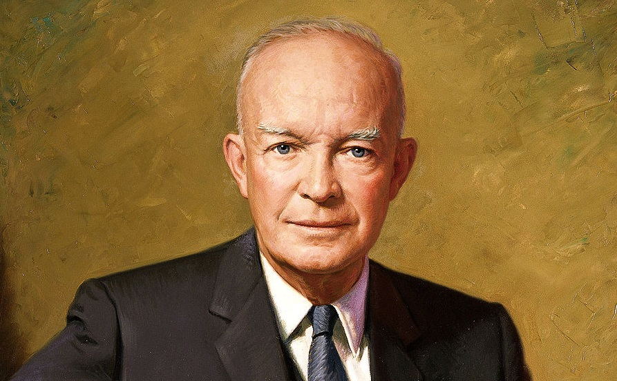 "Dwight ""Ike"" Eisenhower"